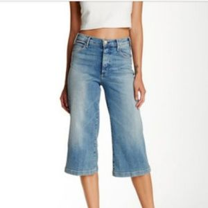 McGuire Cropped Cullotes Jeans